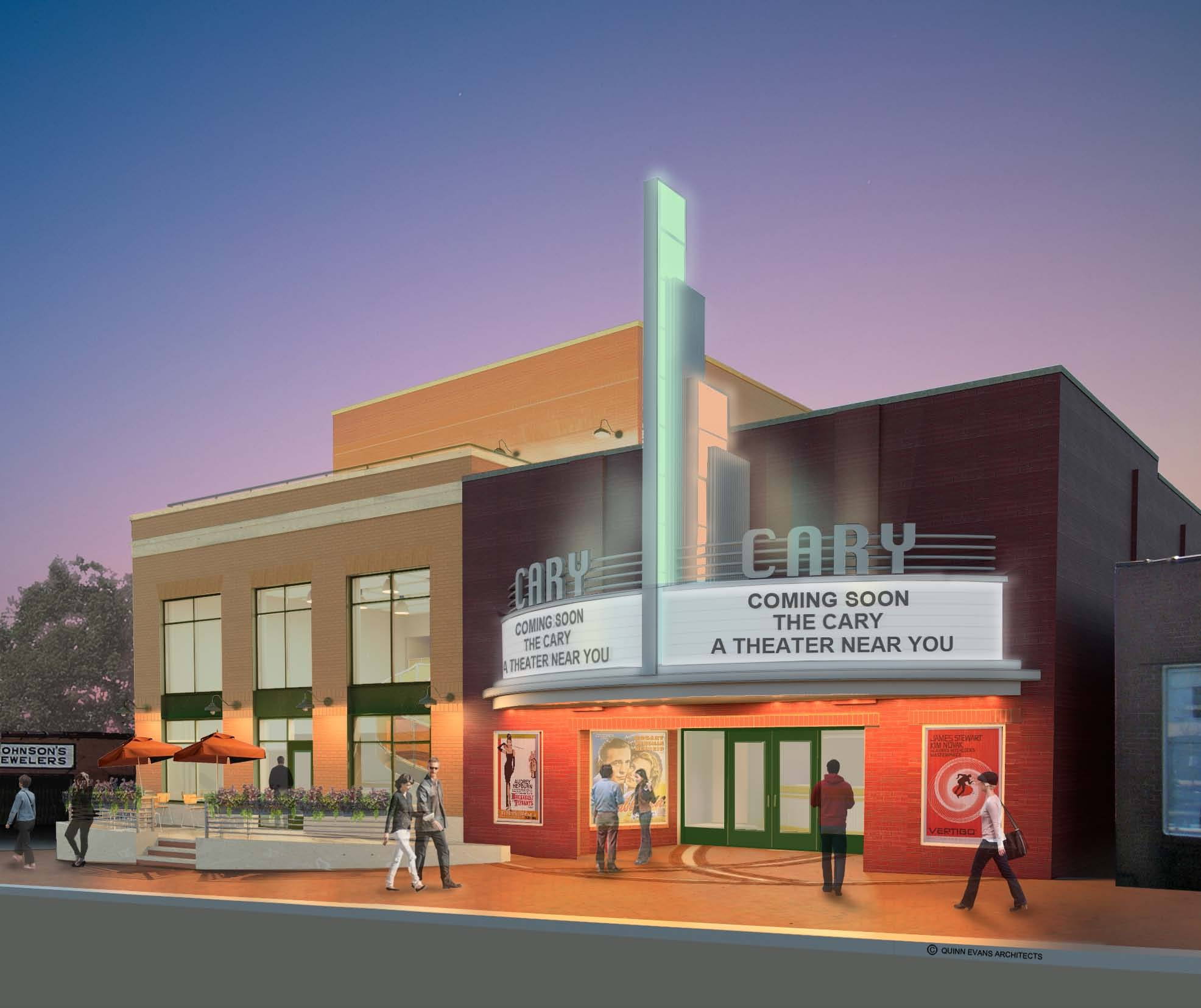 New Light Theater Project: Living In And Relocating To Cary, NC